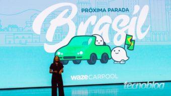 Waze anuncia serviço de caronas no Brasil