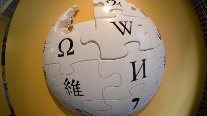 Wikipédia (Imagem: Kristina Alexanderson/Flickr)