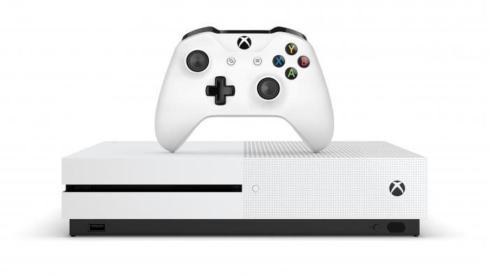 Xbox One S / diferença entre ps4 e ps4 pro