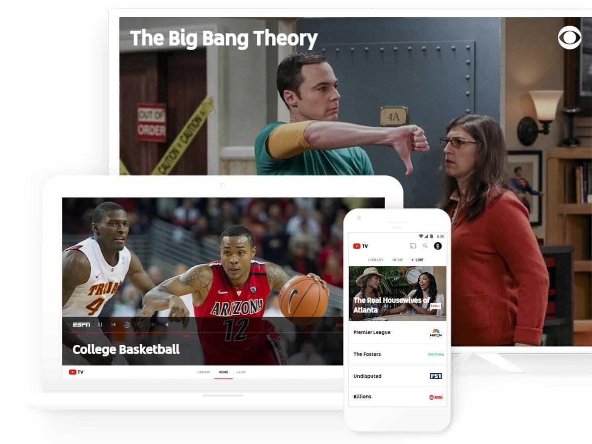 e7adbc08d Como o Google vai mudar (um pouco) a TV por assinatura com o YouTube TV –  Telecomunicações