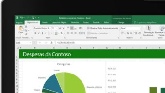 Como calcular porcentagem no Microsoft Excel