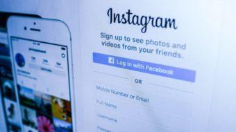 Instagram guardou milhões de senhas em texto puro, avisa Facebook