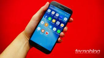 Galaxy A7 (2017): convence, mas não empolga