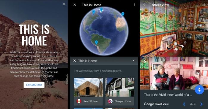 Google Earth para Android