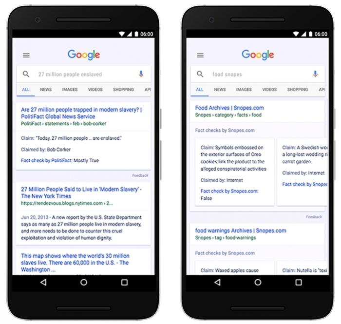 Selo de verificação no Google