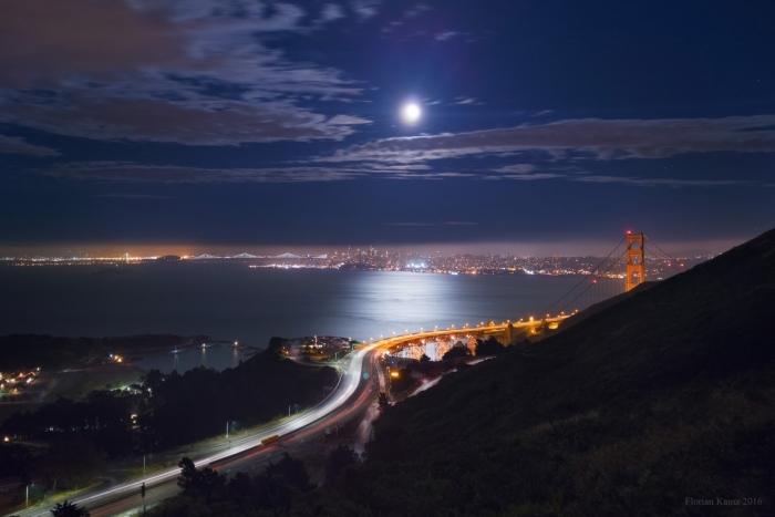 El experimento de Google crea increíbles fotos nocturnas con un teléfono inteligente