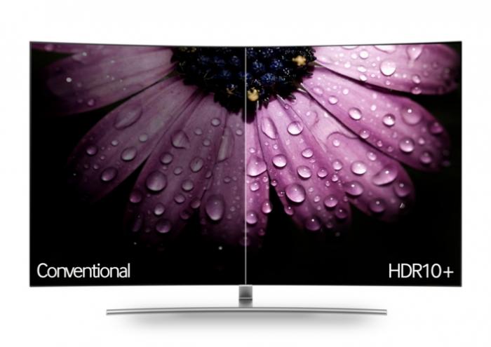 HDR10+ / Dolby Vision HDR10 HDR10+ HLG