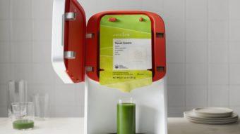 """É o fim da linha para a Juicero, máquina """"inteligente"""" de US$ 400 que extrai suco"""