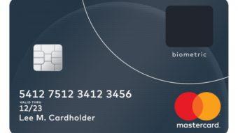 Samsung e Mastercard preparam cartão com leitor de digitais