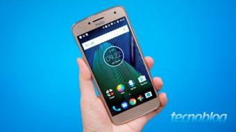 Moto G5 Plus é atualizado para Android 8.1 Oreo no Brasil