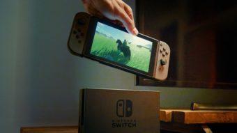 Nintendo Switch supera vendas do N64 e recebe Super Mario Maker 2 em junho