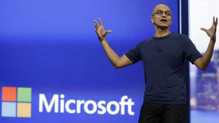 Satya Nadella, CEO da Microsoft (Imagem: Reprodução)