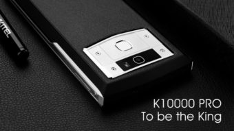 O smartphone com bateria de 10.000 mAh ganha um sucessor, e não demora para carregar