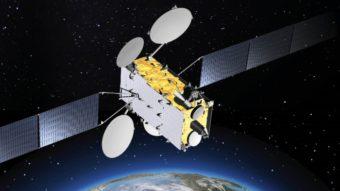 O satélite brasileiro de banda larga está no meio de uma disputa judicial