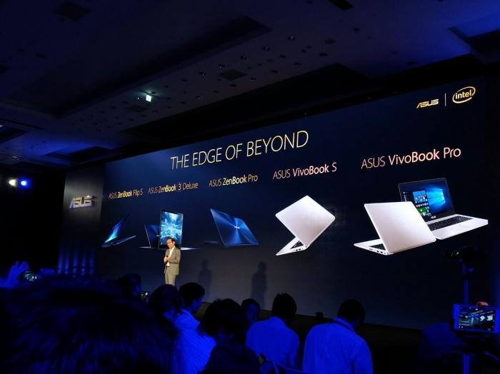 La computadora portátil dos en uno más delgada del mundo tiene un procesador Core i7 y una pantalla 4K