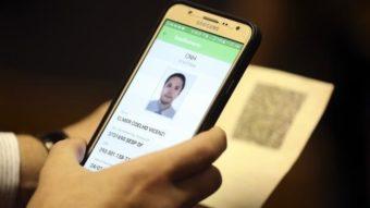 Não é mais preciso ir ao Detran para gerar a CNH digital pelo celular