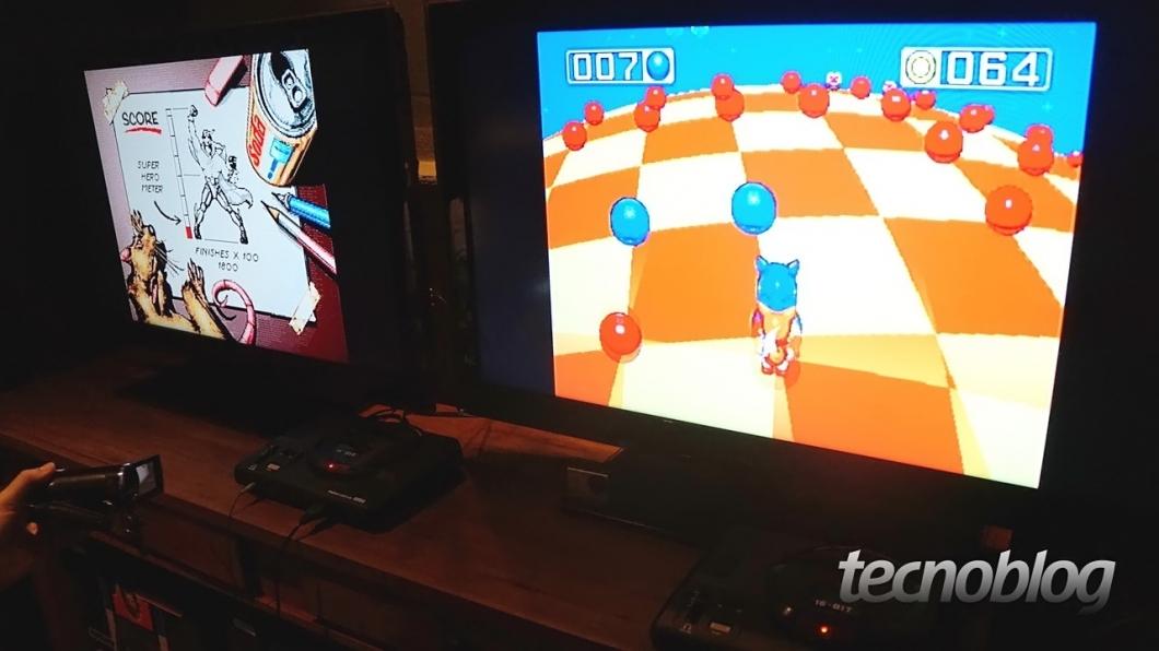 Mega Drive - Tectoy