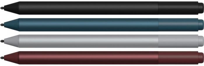 As Surface Pen estarão disponíveis em pelo menos quatro cores