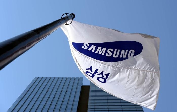Samsung - bandeira