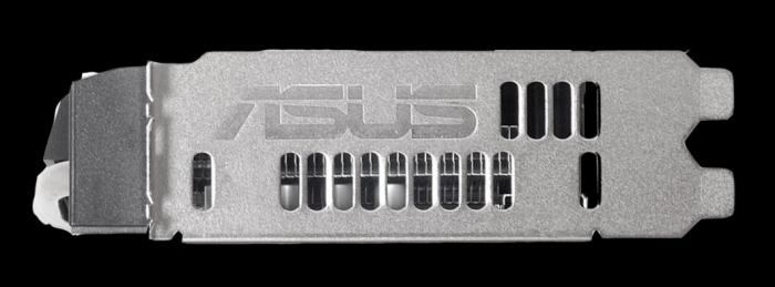 Ao contrário da RX 470, a Mining P106 não tem conexões para vídeo