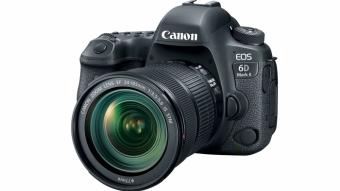 Canon atualiza sua linha mais acessível de câmeras DSLR, mas sem 4K