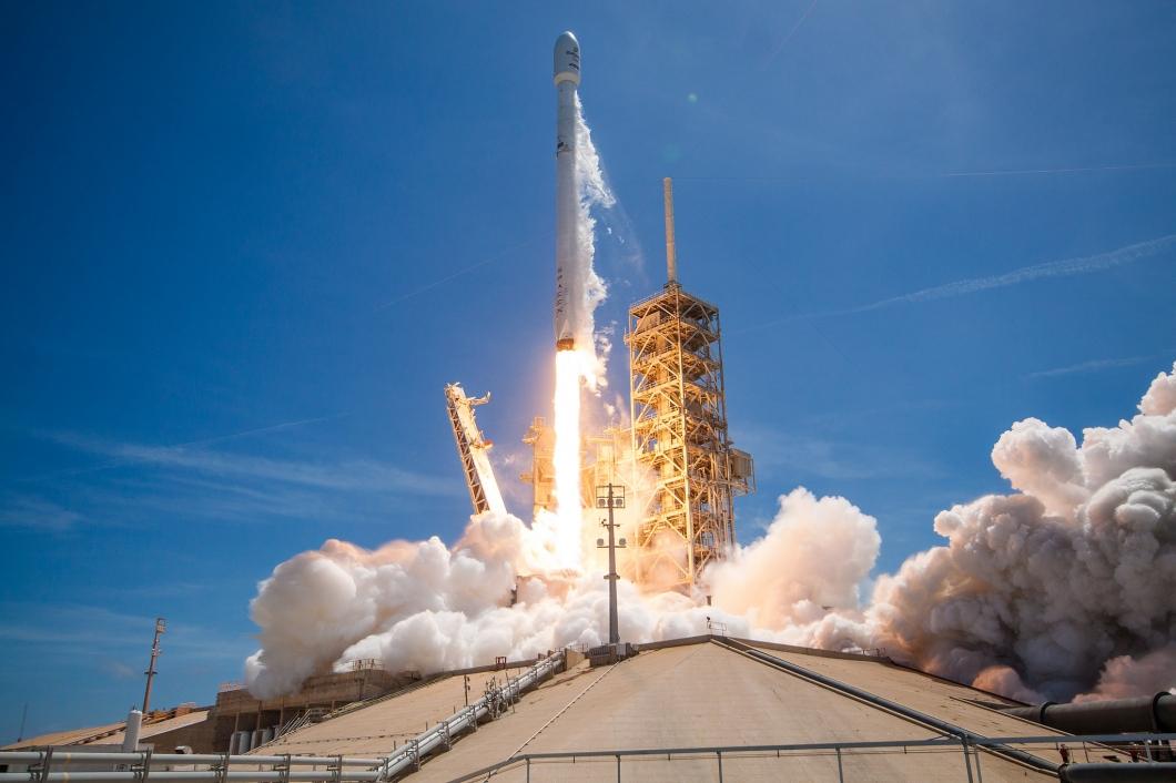 Falcon 9 - BulgariaSat-1