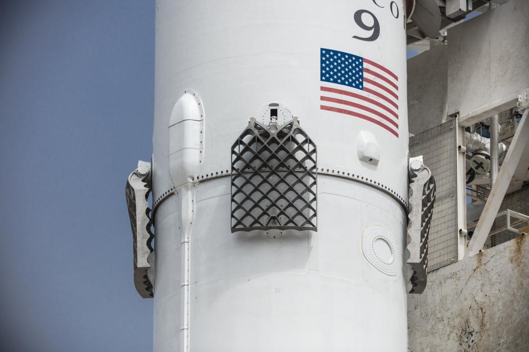 Estabilizadores de titânio usados na missão da Iridium