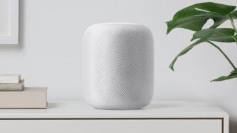 Apple desistiu de três produtos anunciados em 2017, incluindo o HomePod