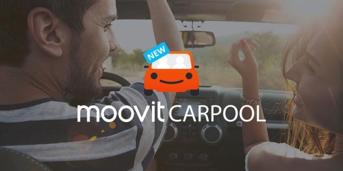 Moovit Carpool