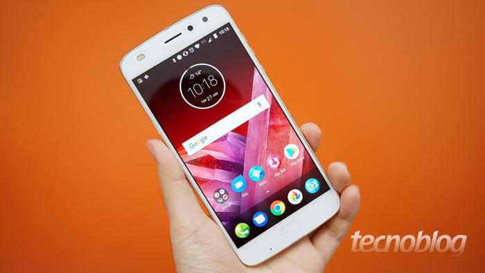 Moto Z2 Play recebe Android Oreo no Brasil – Celular