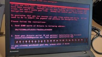 Ataque de ransomware Petya está atingindo computadores ao redor do mundo