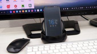 Samsung DeX: um dock que transforma o Galaxy S8 em desktop (e peca no software)