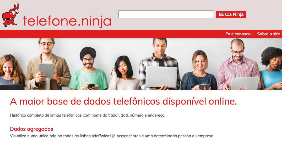 Site mostra seu telefone, endereço e e-mail para todo mundo; veja como remover – Tecnoblog