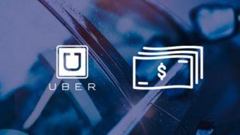 Uber expande recarga de créditos semelhante a celular pré-pago