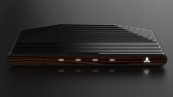 Atari libera primeiras imagens do Ataribox