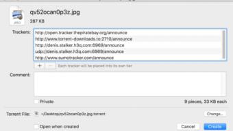 Como criar um torrent e lançá-lo em um tracker público