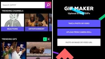 Giphy permite fazer GIFs no smartphone direto do navegador