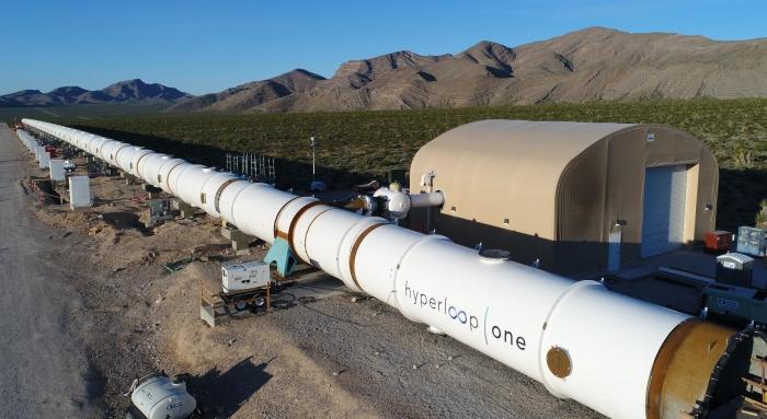 Hyperloop, transporte do futuro, completa primeiro teste bem-sucedido em tubo de vácuo – Tecnoblog