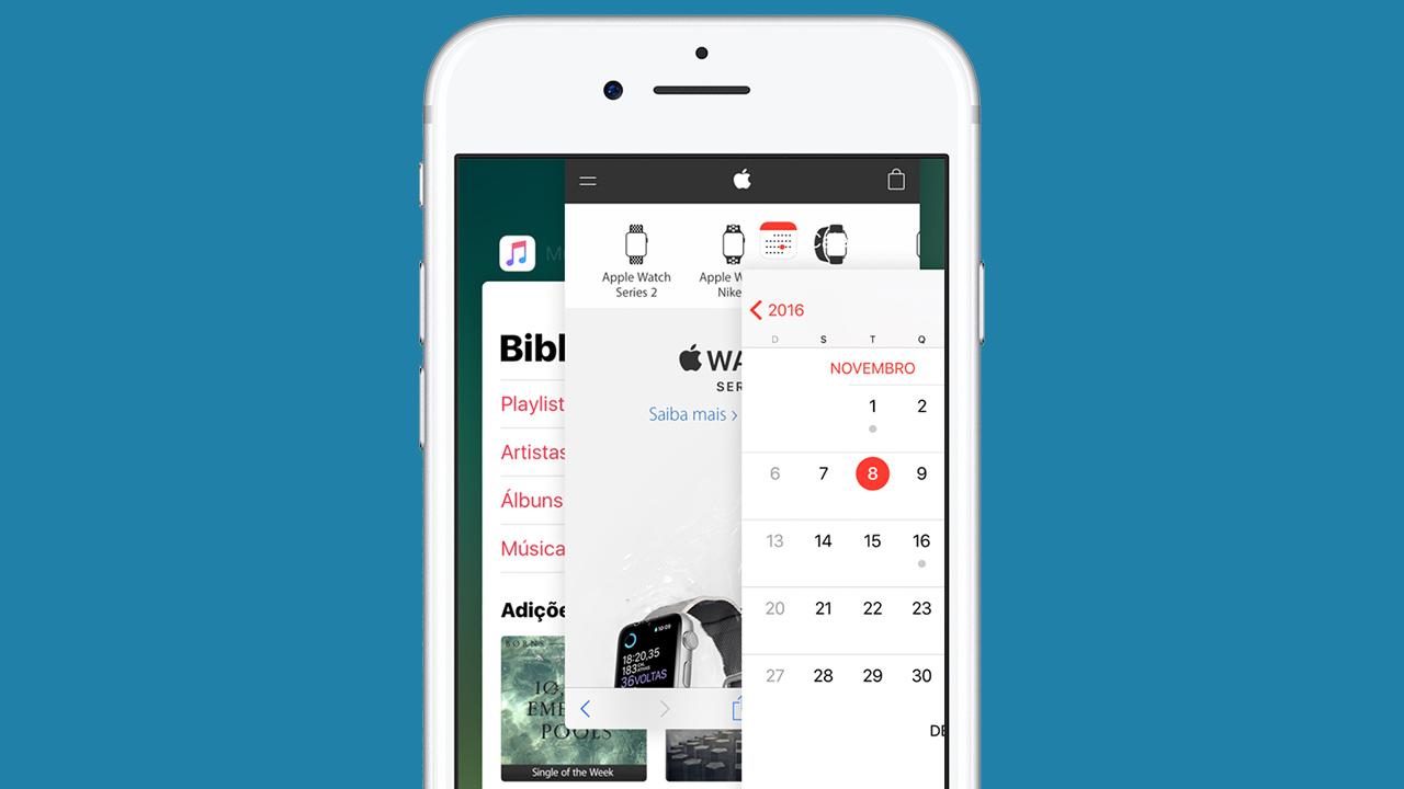 Por que você não deve fechar apps manualmente no iOS - Tecnoblog