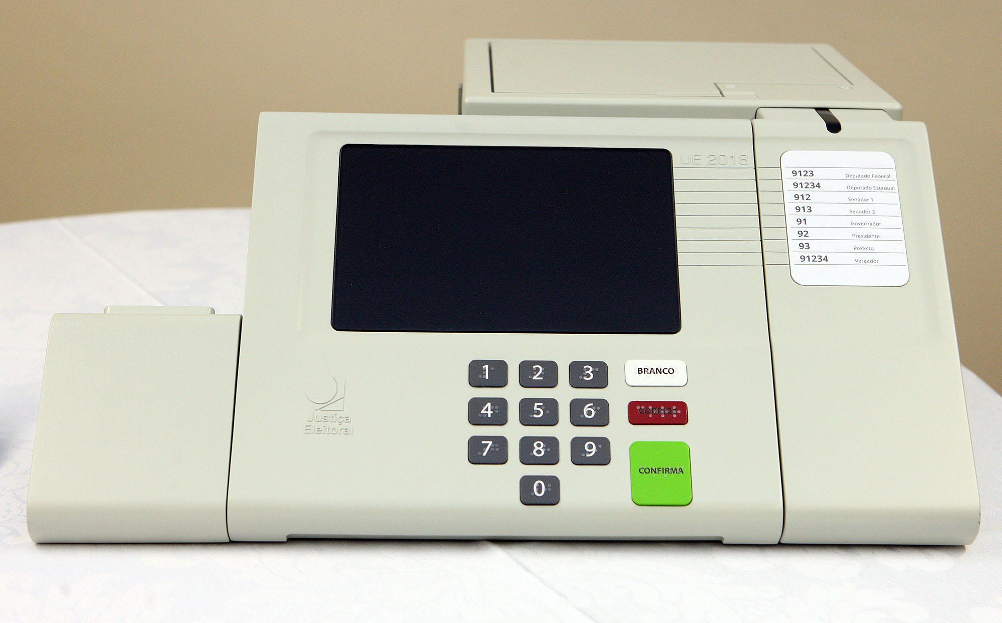 Como vai funcionar (ou não) o voto impresso nas urnas eletrônicas de 2018 – Tecnoblog