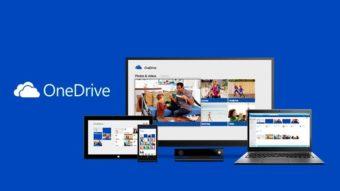 Como salvar pastas no OneDrive