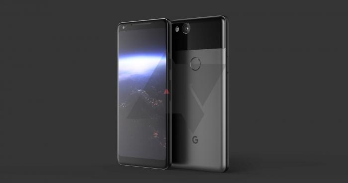 El próximo teléfono inteligente de Google tendrá una pantalla OLED de LG y estará ajustado