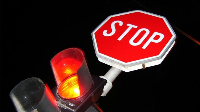 Stop - anúncios