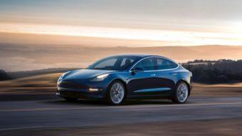 Os detalhes do Tesla Model 3