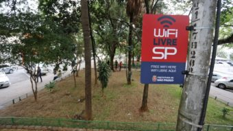 Prefeitura de SP vai mais do que dobrar o número de locais com Wi-Fi de graça