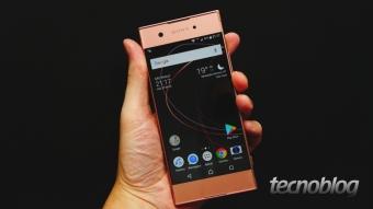 Sony Xperia XA1: cara de sofisticado