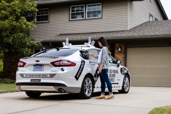 Ford planeja iniciar a produção de veículos autônomos em 2021