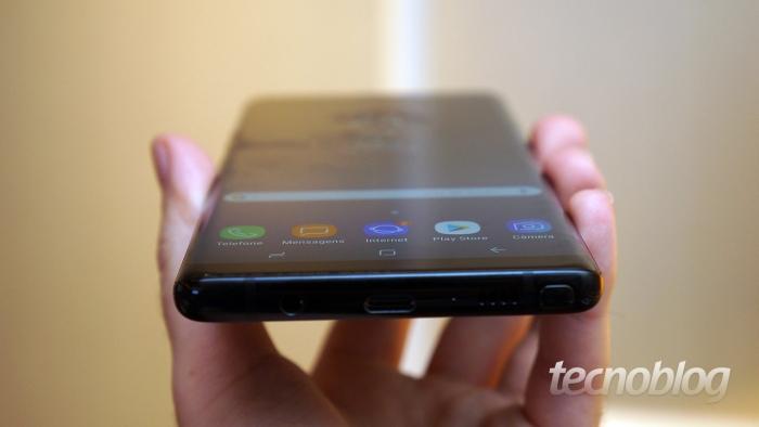 Galaxy Note 8 chega ao Brasil por R$ 4.799