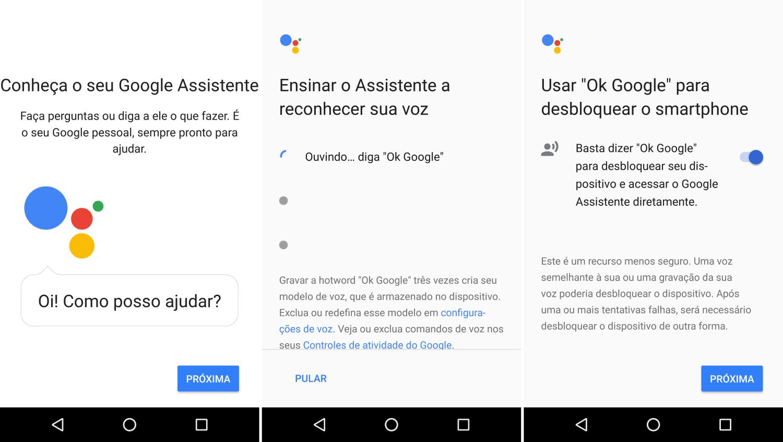 Google assistente em portugus chega a todos os androids compatveis ento o assistente est realmente pronto para comear pressione e segure o boto home e ele aparece na parte inferior da tela stopboris Images