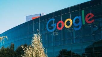 Bug no Google deixa em branco páginas de resultados de busca